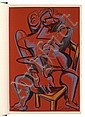 Ossip ZADKINE (Vitebsk, 1890- Paris, 1967) ENSEMBLE DE 2 OUVRAGES