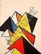 Alexander CALDER (1898-1976) PYRAMIDES, circa 1968