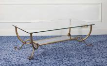 TABLE BASSE DE STYLE 1950