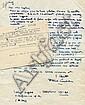 Blaise CENDRARS  Lettres sur la Banlieu de Paris et Robert Doisneau