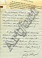 Ernst JUNGER  1 lettre sur Rivarol, 1965