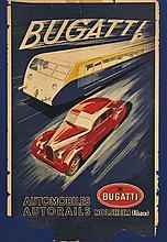 R. GERI  Bugatti Automobiles, Autorails Molsheim