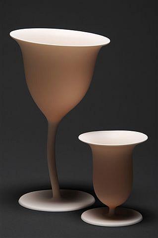 Andréa BRANZI  Louis XXI, porcelaine humaine (corolles), 2010