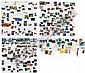 Gilles BARBIER (né en 1965) DIVERTISSEMENT 2, PROGRAMME TV, 1994 gouache, encre et crayon sur papier