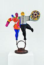 « Hommage à la modernité de Tel Aviv »<br  />Sale Benefiting to Musée d'Art de Tel Aviv
