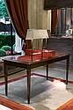 TABLE À ÉCRIRE DE STYLE LOUIS XVI