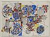 Natalia DUMITRESCO (1915-1997) SANS TITRE - 1976 Gouache et encre sur papier