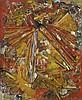 Alexandre ISTRATI (1915-1991) SANS TITRE - 1975-89 Huile sur toile