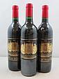 11 bouteilles : 1 bt CHÂTEAU PALMER 1992 3è GC Margaux 10 bts CHATEAU PALMER 1993 3è GC Margaux