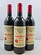 10 bouteilles PETRUS 1994 Pomerol (toutes les étiquettes sont un peu froissées