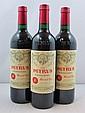 12 bouteilles PETRUS 1996 Pomerol