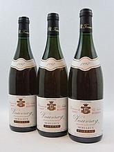 6 bouteilles VOUVRAY 1997 Moelleux Réserve
