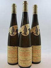 3 bouteilles ALSACE RIESLING 1997 VT Schlossberg