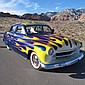 Best of SEMA Show 2009 - Las Vegas  1951 Mercury Monterey Four Sedan Custom