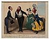 Honoré DAUMIER  [Les Robert-Macaire, par Daumier et Ch. Philipon. Galerie morale des voleurs, spéculateurs, dupeurs, tireurs, enfonc...