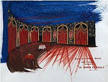 André LEVASSEUR 1927-2006 LE GRAND CABARET - GALA DE LA CROIX-ROUGE