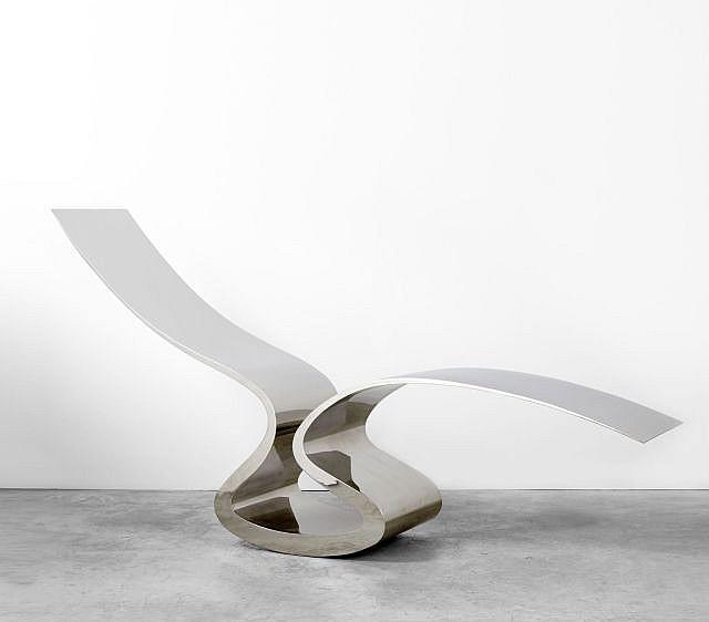 Ron ARAD (Né en 1951) Chaise longue