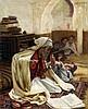 Gabriel FERRIER (1847-1914) LE CHÂTIMENT Huile sur toile, Gabriel (1847) Ferrier, €2,000