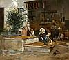 Eugène GIRARDET (1853-1907) LE CORDONNIER, Eugene Alexis Girardet, €15,000