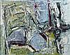 ¤ Jean-Paul RIOPELLE (1923-2002) SANS TITRE, 1964 Huile sur toile