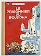 FRANQUIN SPIROU ET FANTASIO - N°14 LE PRISONNIER DU BOUDDHA