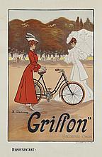 Ernest THELEM, Ernest Barthélemy LEM dit (1869 - 1930)  GRIFFON CYCLES
