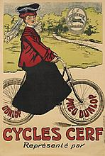 ANONYME  CERF CYCLES