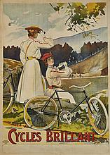 Maurice MARODON  CYCLES BRILLANT
