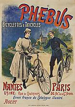 ANONYME  PHEBUS - BICYCLETTES & TRICYCLES