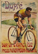 Gonzague PRIVAT  DUPRÉ SUR LA FRANÇAISE DIAMANT - CIRCA 1909