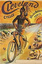 PAL, Jean de PALÉOLOGUE dit (1860 - 1942)  CLEVELAND CYCLES