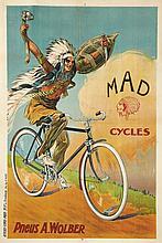 DORFI  MAD CYCLES - PNEUS A. WOLBER