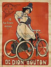 MISTI, Ferdinand MIFLIEZ dit (1865 - 1922)  DE DION & BOUTON