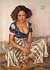 Alexandre ROUBTZOFF (St-Pétersbourg,1884 - Tunis,1949) Arbia