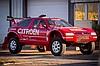 1994 Citroën ZX Rallye-Raid équipe usine