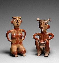 Pre-Columbian Art<br  />Françoise & Claude Bourelier Collection