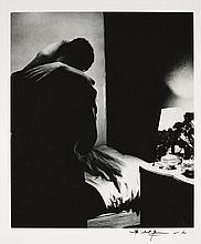 Bill BRANDT (1904-1983) SOHO BEDROOM, LONDRES - 1934 Tirage argentique vers 1970, monté sur carton