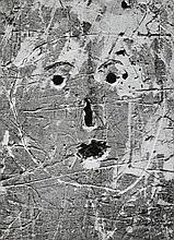 BRASSAI (1899-1984) GRAFFITI (MASQUE/VISAGE), VERS 1933-1940 Tirage argentique avant 1955