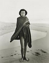 Jock STURGES (Né en 1947) MARINE, THE LAST DAYS OF SUMMER, MONTALIVET, FRANCE, 1989 Tirage argentique d'époque