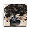 CHU TEH-CHUN 1920 - 2014 PLAT C2 - 2002 Céramique peinte à la main, Teh-Chun Chu, €6,000