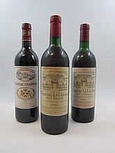 6 bouteilles 2 bts : CHÂTEAU CAMENSAC 2002 5è GC Haut Médoc