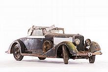 Hispano Suiza H6B Cabriolet par Million Guiet - 1925