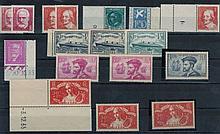 France - Semi-modernes - Ensemble de timbres-poste neufs, des années d'avant-guerre **.
