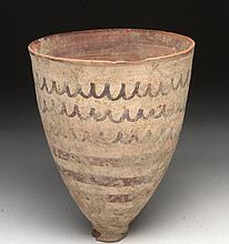 Large and Near-Choice Indus Valley Goblet
