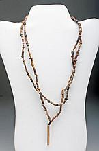 Very Long Chancay Necklace