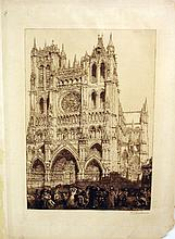 Battle in a Cathedral by Amiens