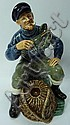 A Royal Doulton figure, The Lobster Man, HN2317,