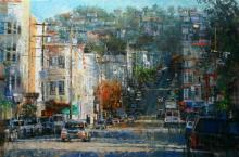 Haight-Ashbury Hills by Mark Lague