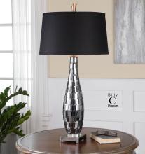 Cosmas Mosaic Mirrored Table Lamp