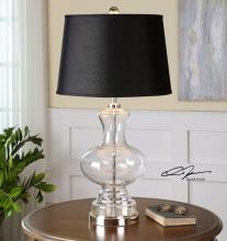 Paulinus Glass Lamp